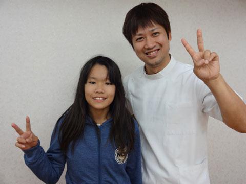 オチ様(大阪府 12歳 女性 学生)